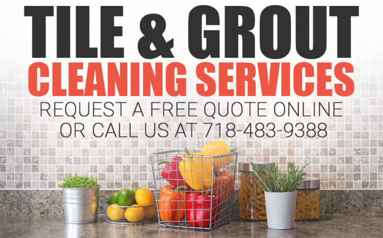 Tile & Grout Cleaning -