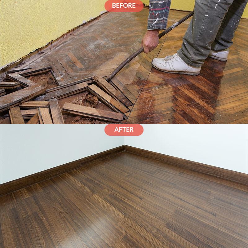 Hardwood Floor Installation Downtown Brooklyn Nyc